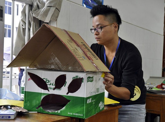 广西幼儿教师教学技能大赛在广西幼专举行