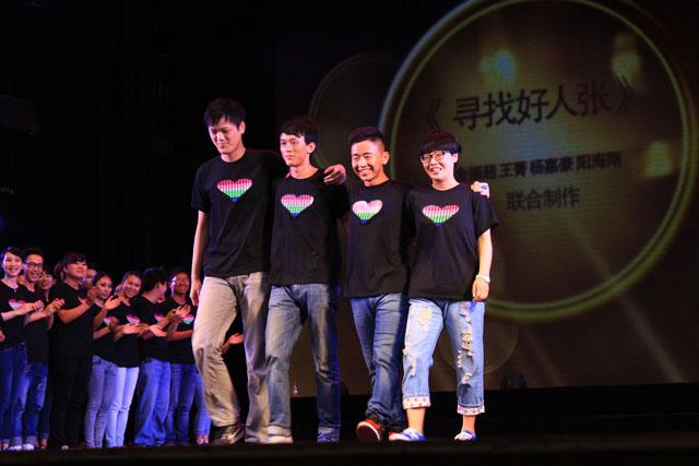 广西艺术学院影视与传媒学院学生毕业作品《诉说》首映礼